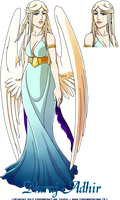 Nuraj - Mother and Matriarch by Meibatsu