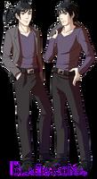 Coman - Blood and Brotherhood by Meibatsu