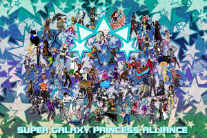 SGPA 1st Anniversary Poster! by Meibatsu