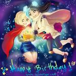Happy Belated Birthday Danni!