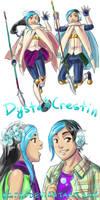 SGPA Genderbend - Dysta by Meibatsu