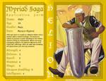 Myriad-Saga Form: Asfir by Meibatsu