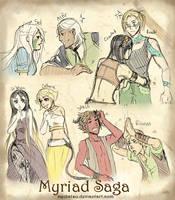 Myriad Convos by Meibatsu