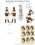 Myriad-Saga: Orionhod Reference Sheet