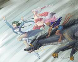 Genderbend Prize - Girls and Glory by Meibatsu