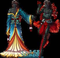 [S2] Black Seiren - Floating Flamboyance by Meibatsu