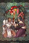 FE: Secret Santa 2012 / Valentine 2013 for Krad!