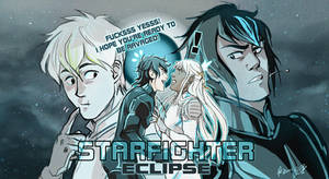 Starfighter Eclipse - Forge and Crucible