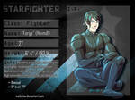 STARFIGHTER-RP FIGHTER: FORGE
