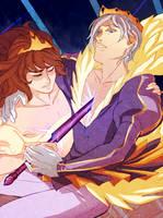 Love is a Weapon - detail by Meibatsu
