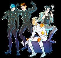 Starfighter - Adhir Boys by Meibatsu