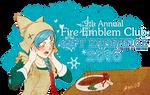 Fire Emblem Club Gift Exchange 2016 banner