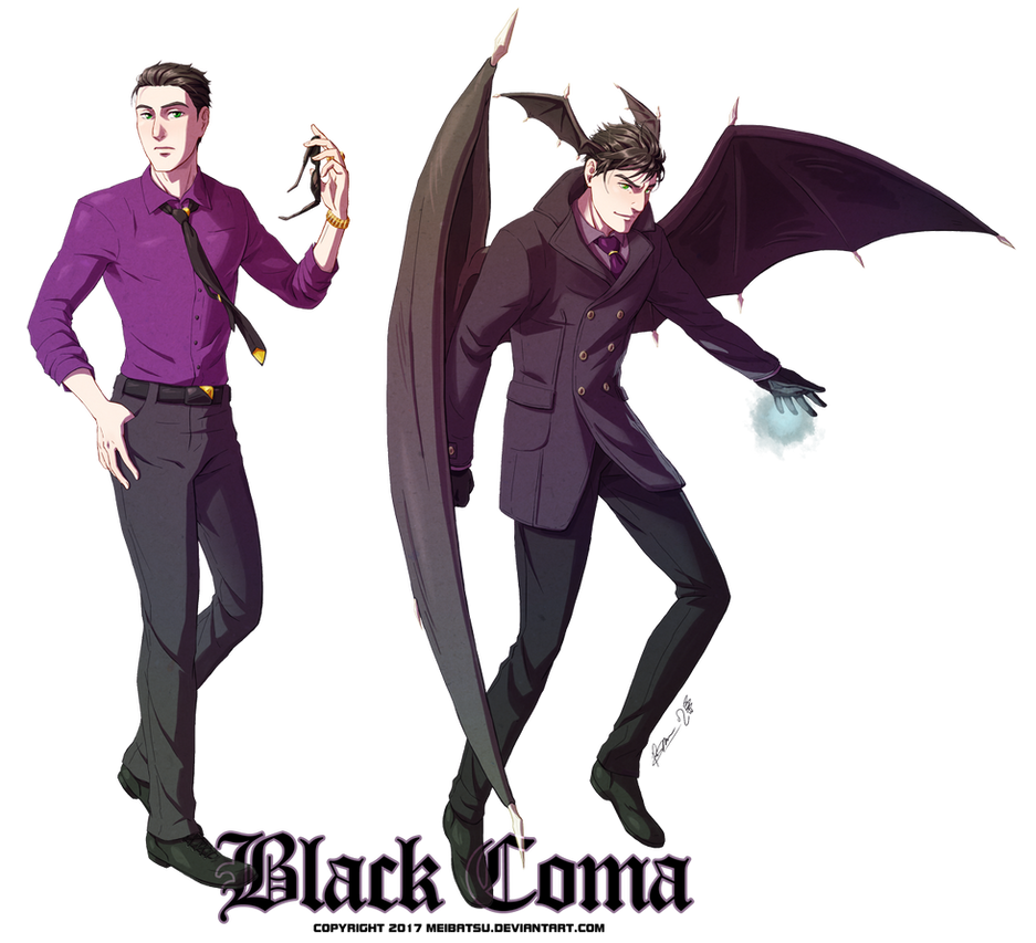 [S2] Black Coma - Deadly Demon by Meibatsu