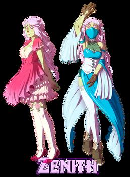 [S2] Zenith - Fae Warrior Princess
