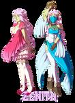 [S2] Zenith - Fae Warrior Princess by Meibatsu