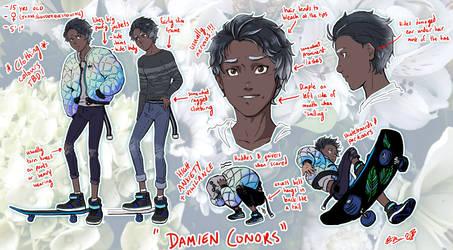 Damien Conors by Meibatsu