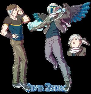 [S2] Silver Zodiac - Penitent Prince