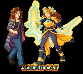 [S2] Solar Cat - Light of the Knight