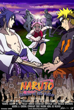 NARUTO Shadow of the Valley
