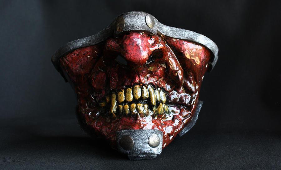 En Mask by TamonteN