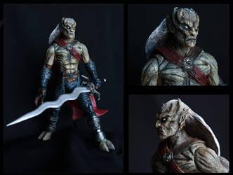 Lord Kain. by TamonteN