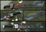 Steampunk Sword: Yadokai-