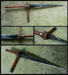 Steampunk Sword: Akurojin-