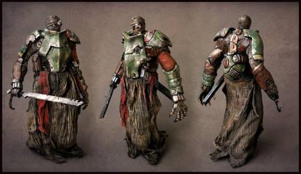Head hunter- by TamonteN