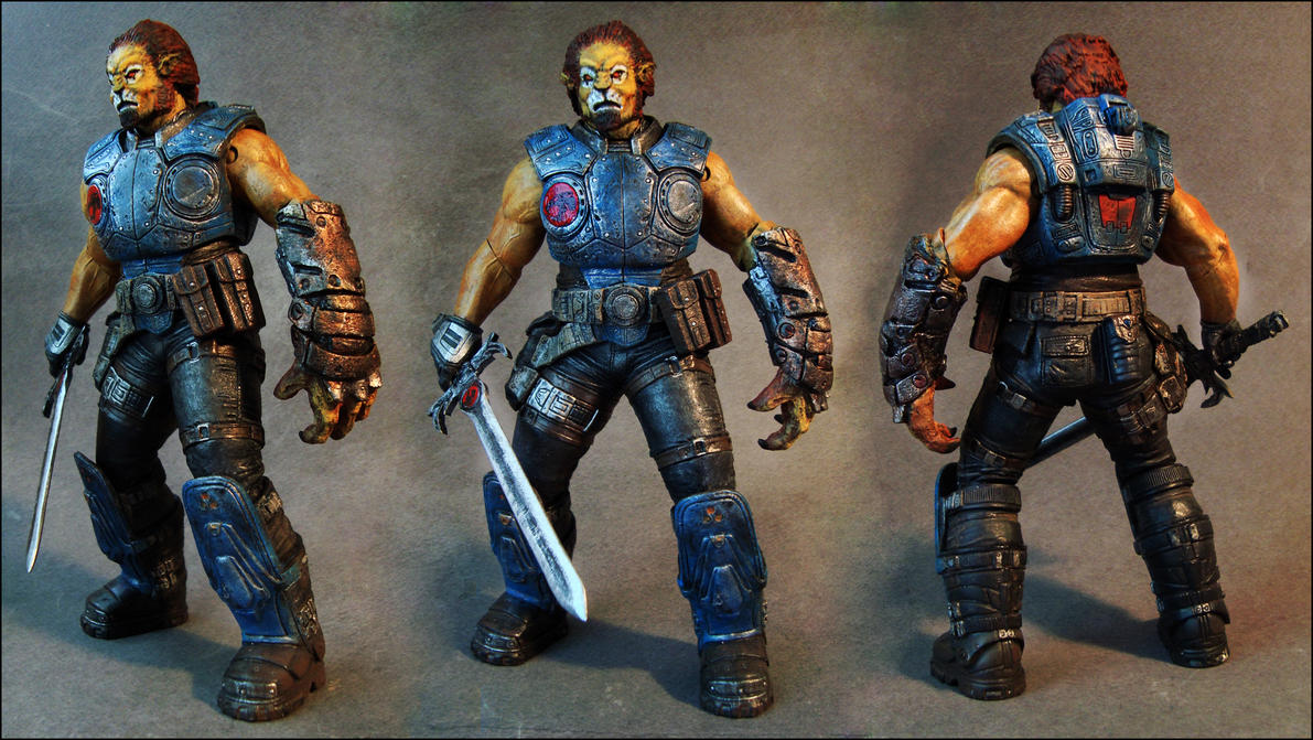 Gers of war toys