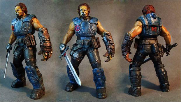 Gears of War Lion-o