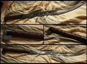 steampunk sword: Karas-