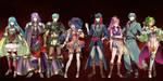 Team ELET and Team JMIL by alienskiller1