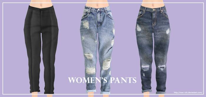 Women's pants Download