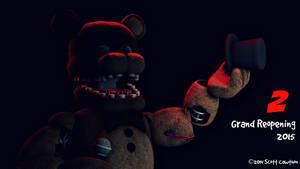 FNaF2 Freddy Teaser Remake