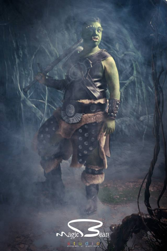 skyrim orc wallpaper - photo #24