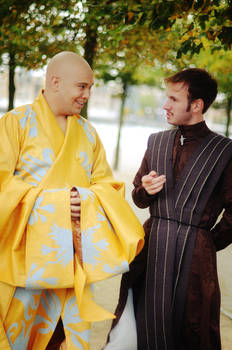 Varys and Lord Baelish