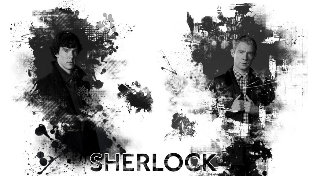 Sherlock [bbc] Wallpaper By ArtistTheShadow On DeviantArt