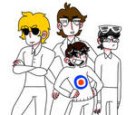 Draw Your Squad Meme - The Who