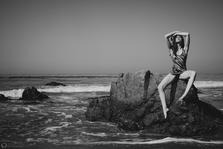 Perched On The Edge of the World by shauntiamodel