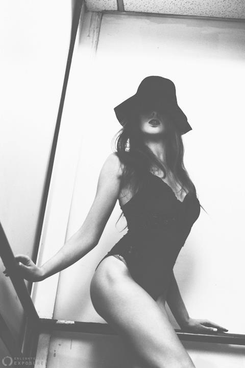 Black Hat by shauntiamodel