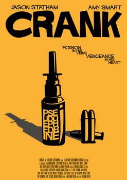 Crank - Saul Bass Style