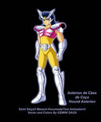 Hound Asterion by Geminisaga06