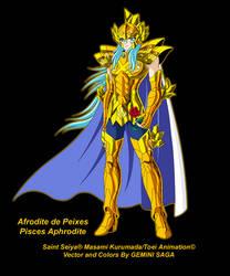 Pisces Aphrodite by Geminisaga06