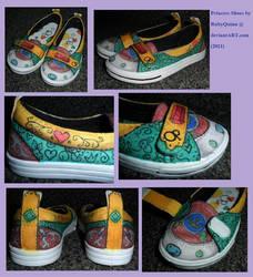 Princess Shoes by RubyQuinn