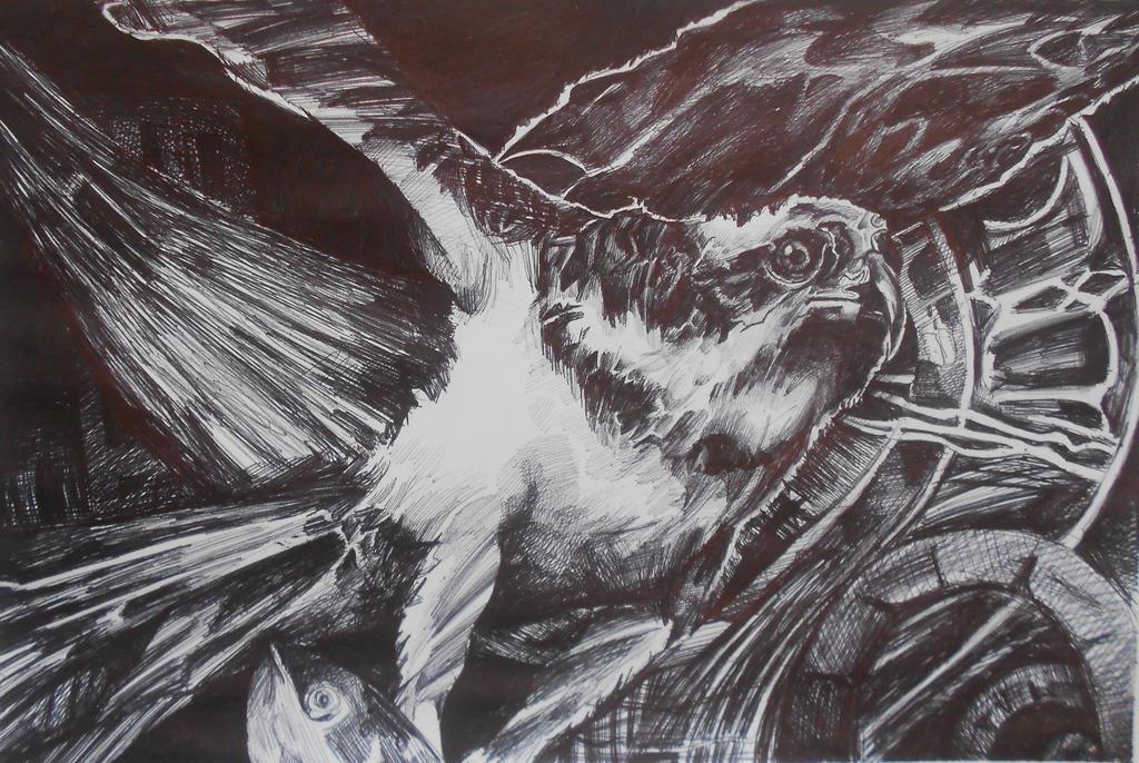 Unleashed nature by WerewolfPredator
