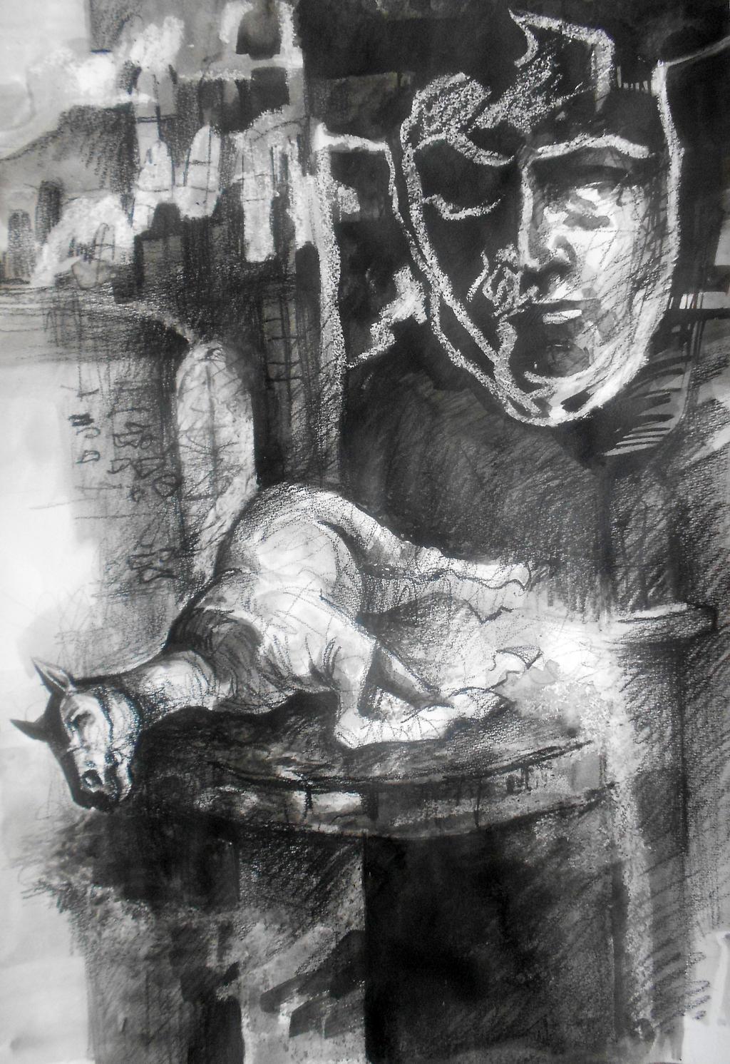 Lamentation by WerewolfPredator