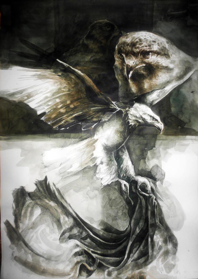 Freedom by WerewolfPredator