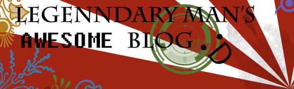 TheLegendaryMan blog header photo