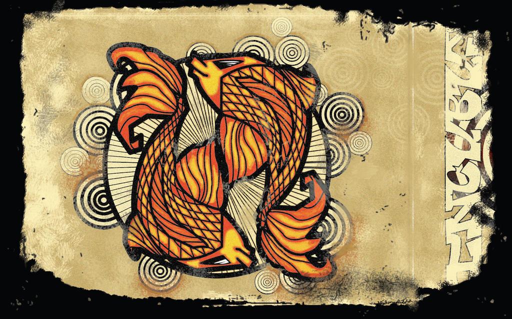 boyd brandon wallpaper. Koi Wallpaper by ~dmbmansd on deviantART