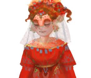 Bride by elara-elara